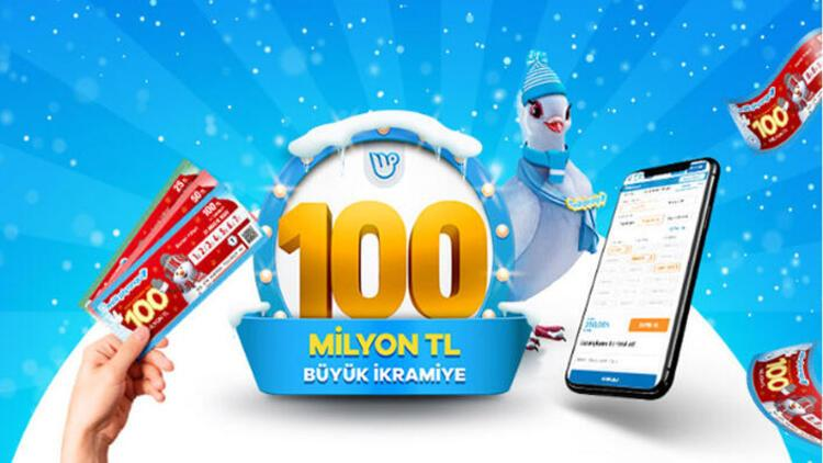 Milli Piyango 2021 Yılbaşı Çekilişinde büyük ikramiye tam 100 Milyon TL!.. İşte Milli Piyango 2021 biletlerinin fiyatları