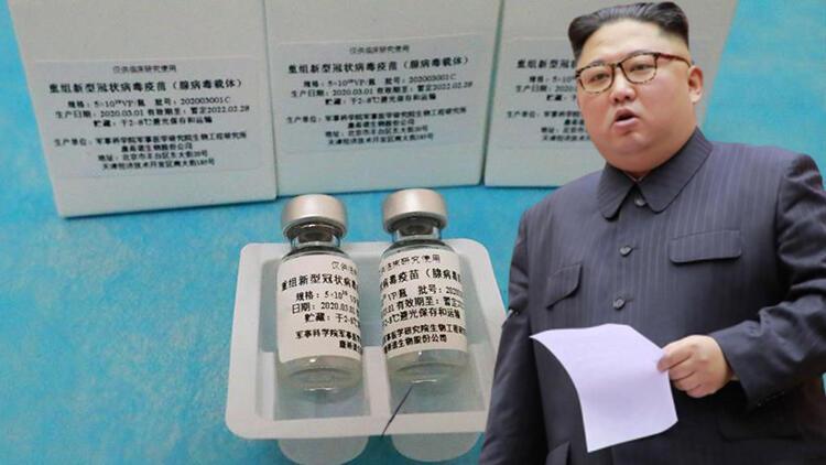 Son dakika haberi.. Kuzey Kore lideri Kim Jong Un hakkında flaş koronavirüs aşısı iddiası