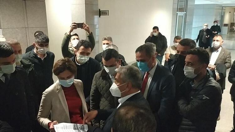 CHP İstanbul eski İl Başkanı Cemal Canpolat ifade verdi