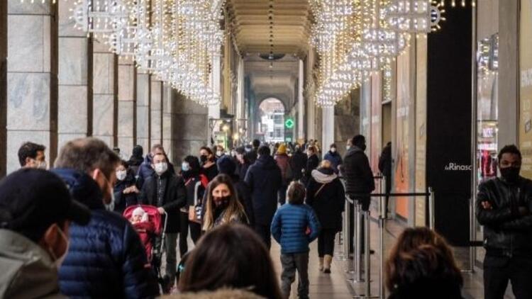 İtalya'da son 24 saatte 785 kişi Kovid-19 nedeniyle hayatını kaybetti