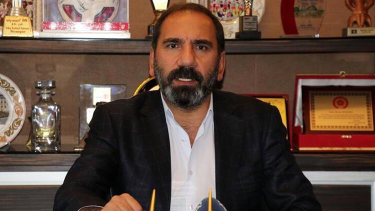 Son Dakika Haberi | Sivasspor Kulübü Başkanı Mecnun Otyakmaz'dan VAR tepkisi