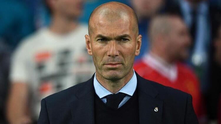 Son Dakika Haberi | Real Madrid'de Zinedine Zidane'dan istifa açıklaması