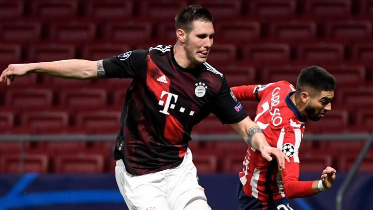 Atletico Madrid 1-1 Bayern Münih (Maçın golleri ve özeti)