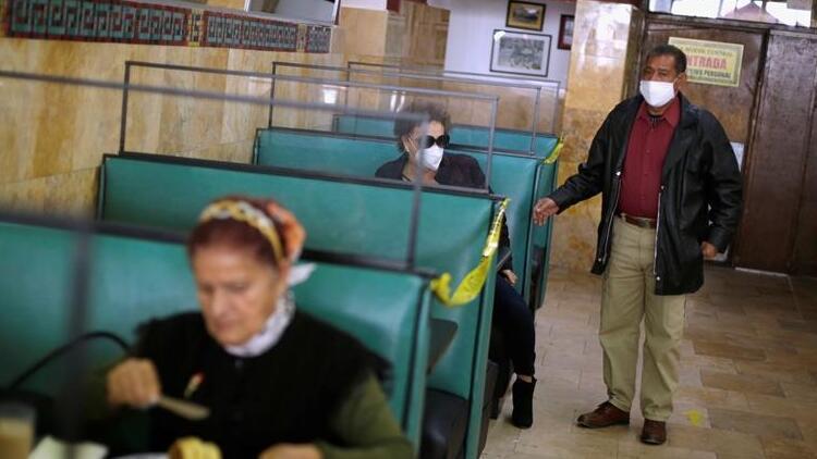 Latin Amerika ülkelerinde Kovid-19 vaka ve can kayıpları artmaya devam ediyor