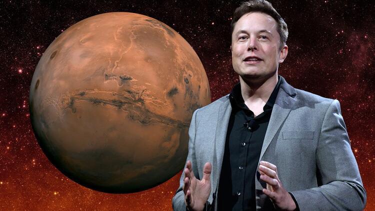 Elon Musk'tan sürpriz Mars açıklaması: Yolculuk ne zaman?