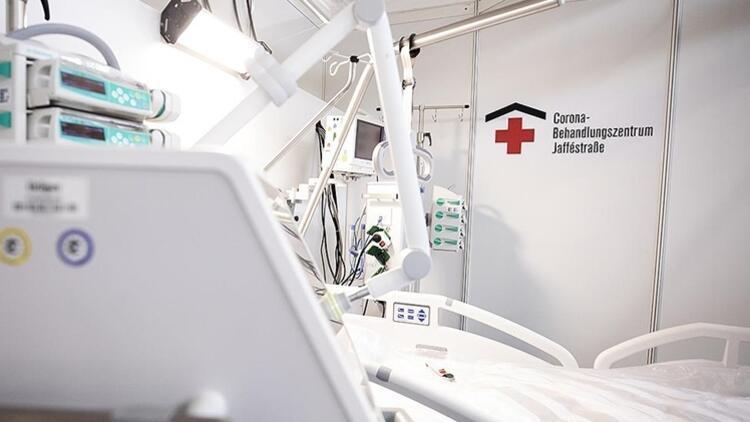 Almanya'da Kovid-19 kaynaklı en yüksek günlük ölüm kaydedildi