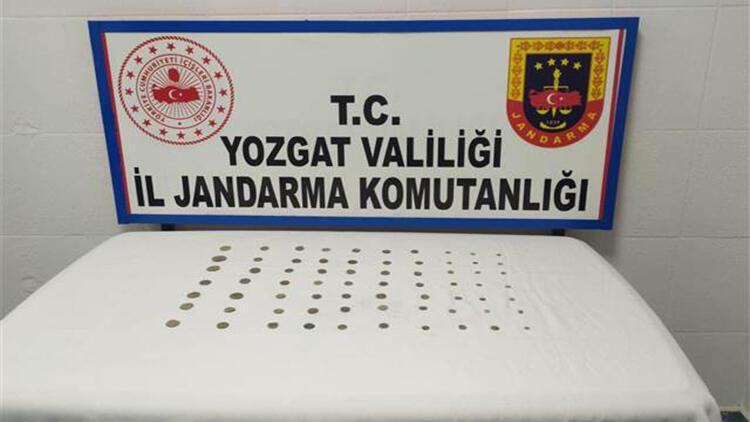 Yozgat'ta tarihi eser operasyonu
