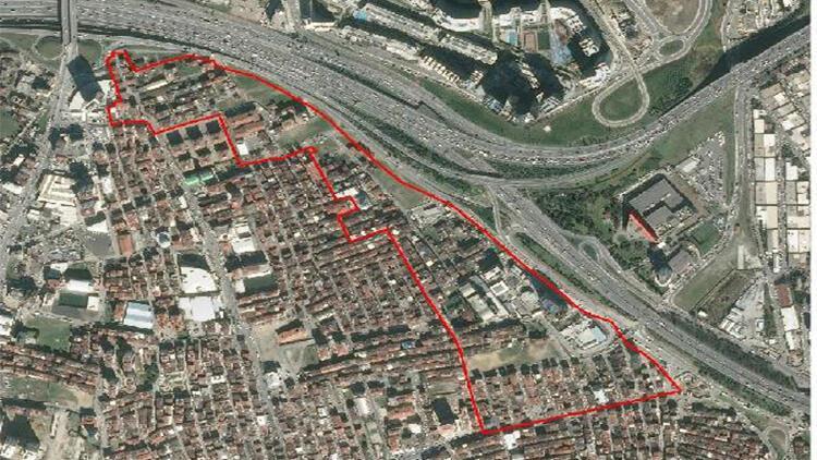 Bağcılar'da Göztepe Mahallesi riskli alan ilan edildi