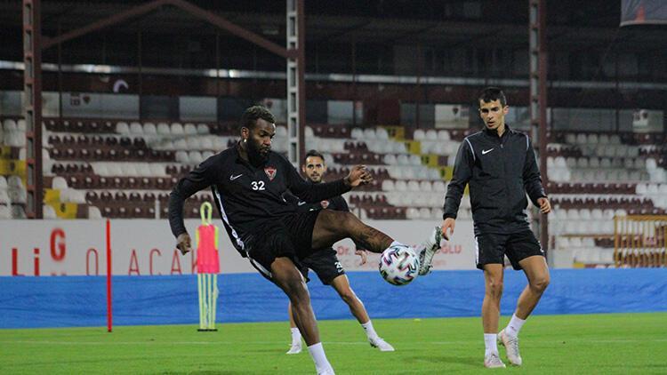 Atakaş Hatayspor'da Galatasaray maçı hazırlıkları
