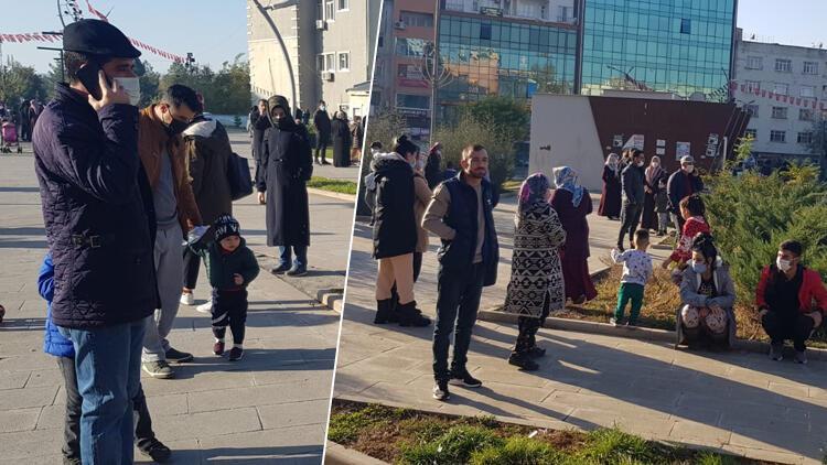 Son dakika haberi: Siirt'te 5 büyüklüğünde deprem..Diyarbakır'da da hissedildi