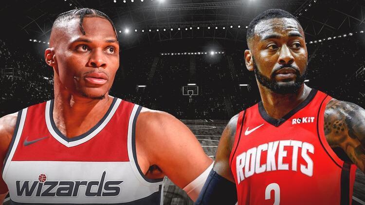 Son dakika | NBA'de sezonun takası! Russell Westbrook ile John Wall...