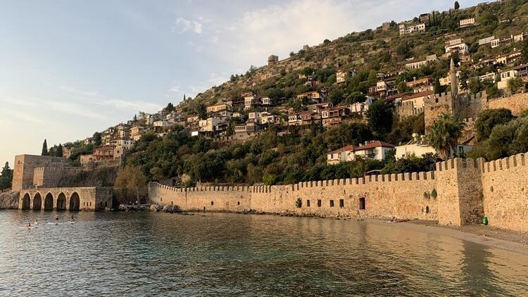 Akdeniz'in içimizi ısıtan güneşi: Alanya