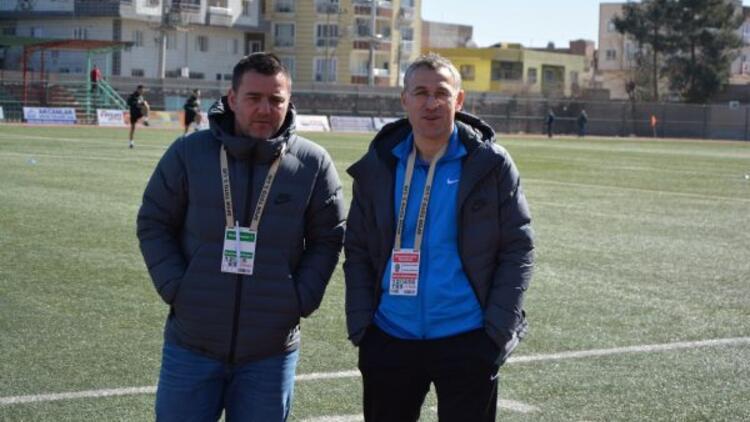 Kızılcabölüksporda kulüp müdürü Ahmet Kafes teknik direktör oldu