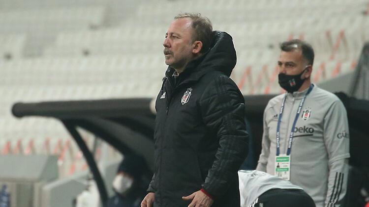Son Dakika Haberi   Beşiktaş'ta Sergen Yalçın'dan maç sonu yıldız oyuncuya flaş mesaj!