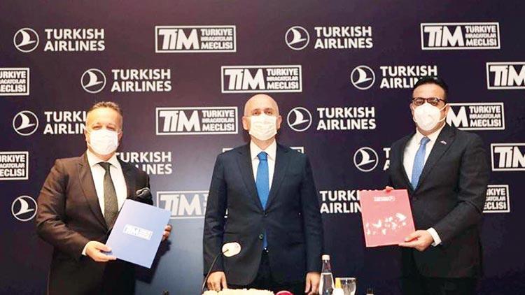TİM ve THY'den ihracata katkı sağlayacak işbirliği