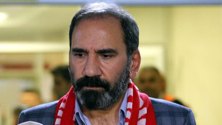 """Sivasspor Başkanı Mecnun Otyakmaz: """"Arzu ettiğimiz sonucu aldık"""""""