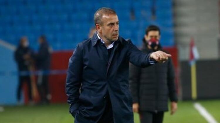 Trabzonspor'da Abdullah Avcı 3 maçta ilk 8 haftayı geride bıraktı!