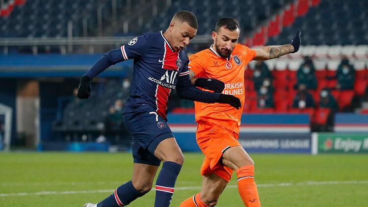 PSG 5-1 Başakşehir  - Maçın özeti ve golleri