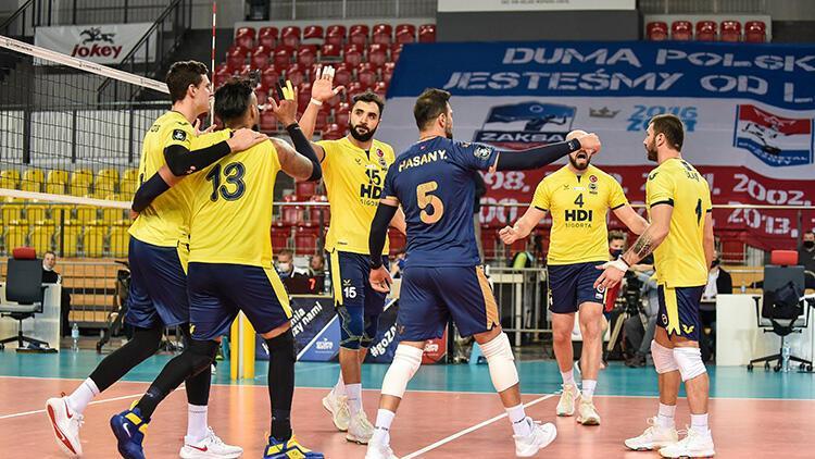 Fenerbahçe HDI Sigorta 0-3 Grupa Azoty