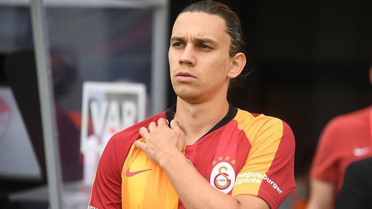 Son Dakika Haberi   Galatasaray'da Taylan Antalyalı'dan itiraf! 'Kolay olmadı'