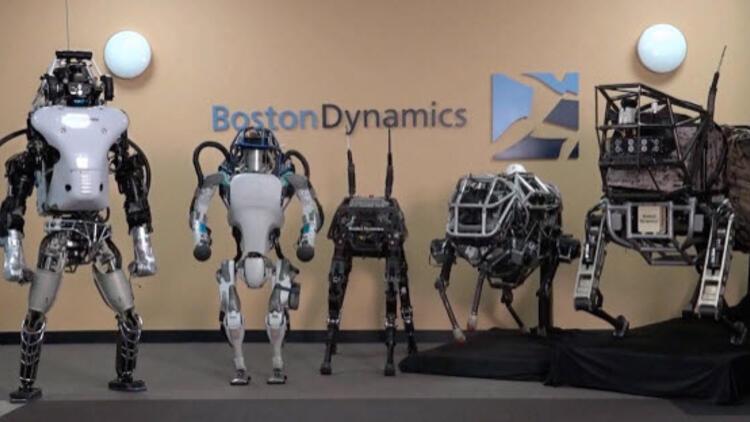 Hyundai, Boston Dynamics'i satın aldı