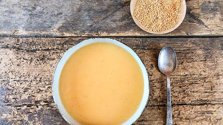 Sütlü kıymalı tarhana çorbası tarifi