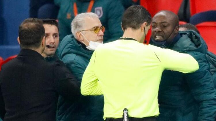 Son Dakika | Pierre Webo, PSG maçı sonrası ilk kez konuştu: 'Garibime gitti, limiti aştı!'