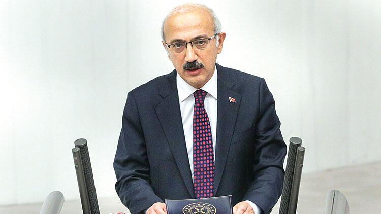 Bakan Elvan yeni görevinin ilk bütçe sunumunda geleceğe dönük mesajlar verdi: 'Ekonomiye güvenin teminatı hukuktur'