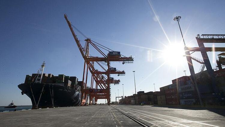 Trabzon'dan 11 ayda yapılan ihracat 960 milyon doları aştı
