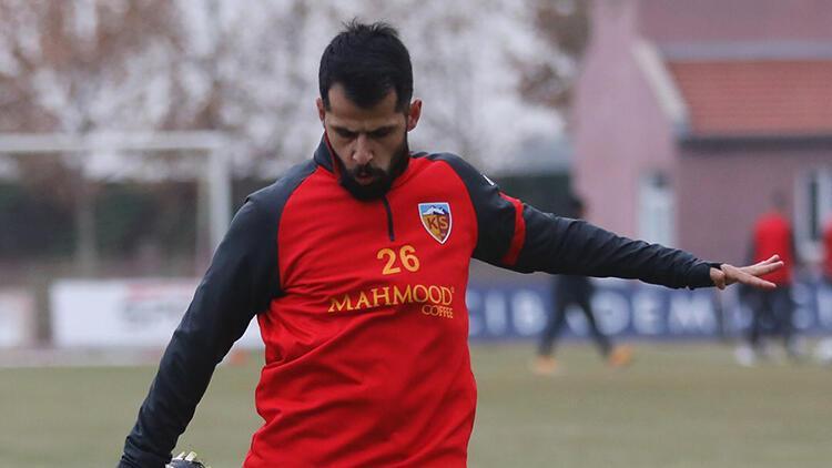 Kayserispor, Trabzonspor maçı hazırlıklarını tamamladı