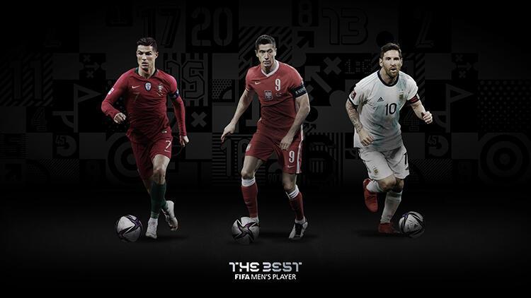 FIFA En İyiler Ödülleri'nin finalistleri açıklandı