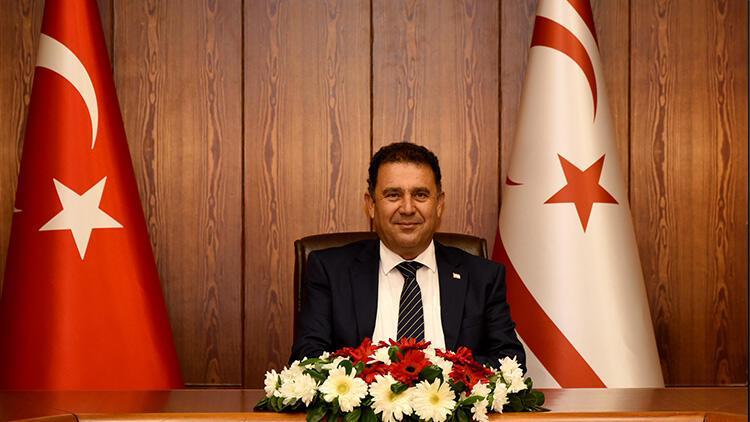 KKTC Başbakanı Saner: Türkiye ve KKTC tehditlerle geri adım atmayacak