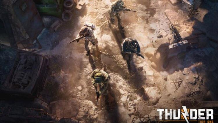Thunder Tier One isimli oyun tanıtıldı