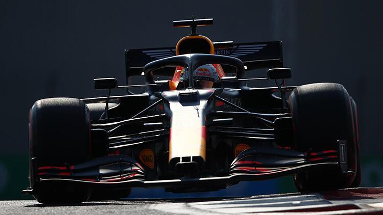 """F1 Abu Dabi Grand Prix'sinde """"pole"""" pozisyonu Max Verstappen'in"""