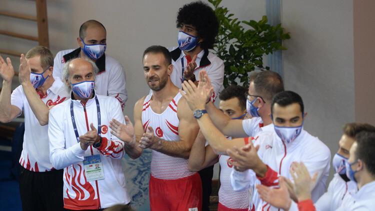 Son Dakika Haberi   Artistik Cimnastik Milli Takımı, Avrupa ikincisi oldu
