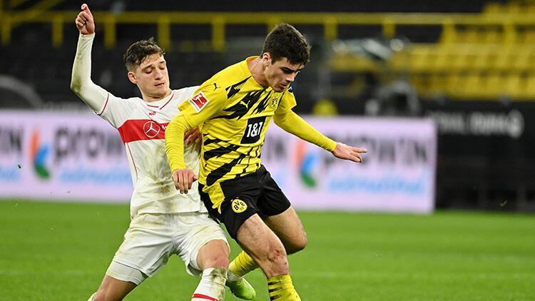 Stuttgart, deplasmanda Borussia Dortmund'u 5 golle geçti