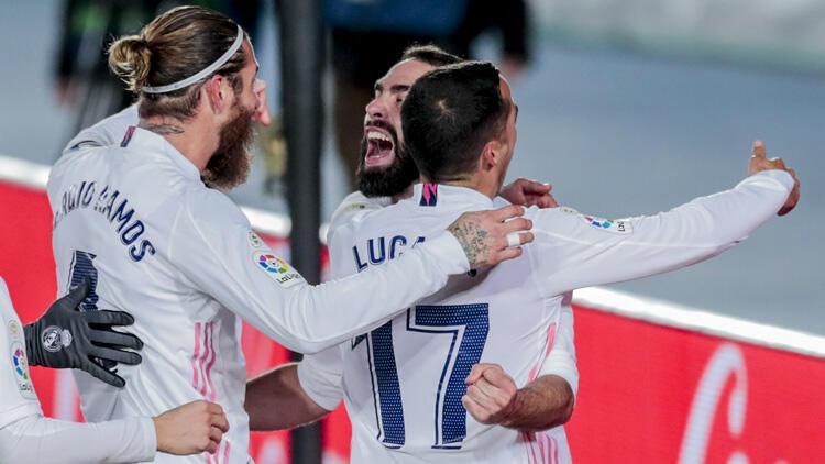 Real Madrid 2-0 Atletico Madrid (Maç sonucu)