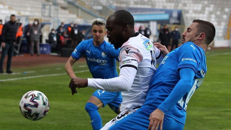 Erzurumspor 0 - 1 Gençlerbirliği / Maçın özeti ve golü