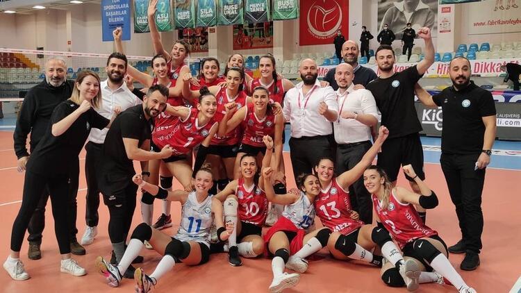 Misli.com Sultanlar Ligi | Nilüfer Belediyespor 3-0 PTT