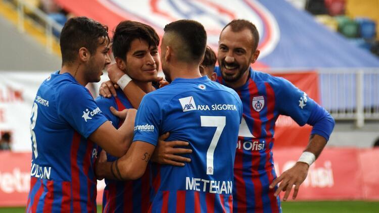 TFF 1. Lig   Altınordu 3-2 Akhisarspor