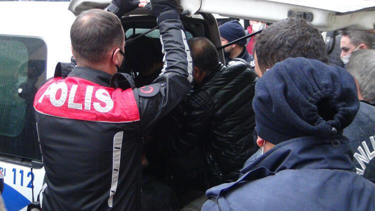 Şanlıurfa'da şoke eden olay! 2 polis bıçaklandı…