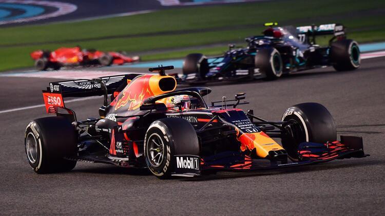 Son Dakika | Formula 1'de sezon sona erdi! Son yarışta sürpriz zafer...