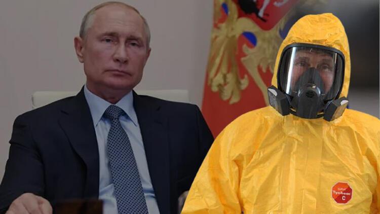 Son dakika haberi: Pandemi döneminde Putin sığınakta mı yaşıyor? Kremlin yanıtladı