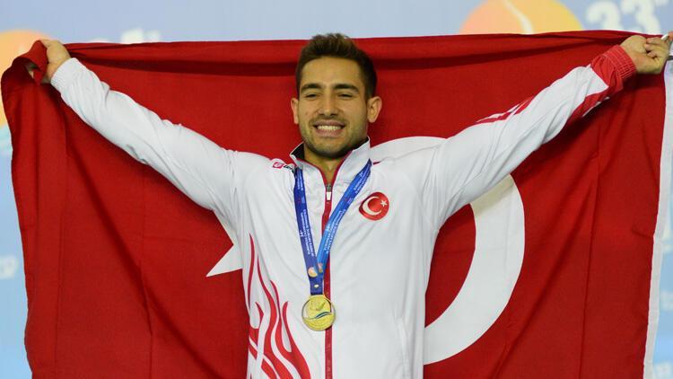 """İbrahim Çolak: """"Hedefim olimpiyatlarda madalya kazanmak"""""""