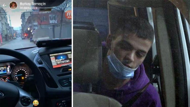 Polis kılığına girip görüntüleri sosyal medyada paylaşıyordu! Bu sefer baltayı taşa vurdu