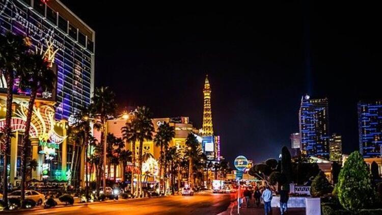 Işıl ışıl bir eğlence dünyası: Las Vegas