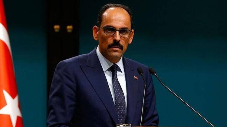 İbrahim Kalın: İzmirde zararlar en kısa sürede telafi edilecek