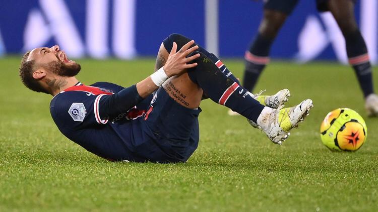 Son Dakika Haberi | PSG'den Neymar'ın sakatlığına ilişkin açıklama