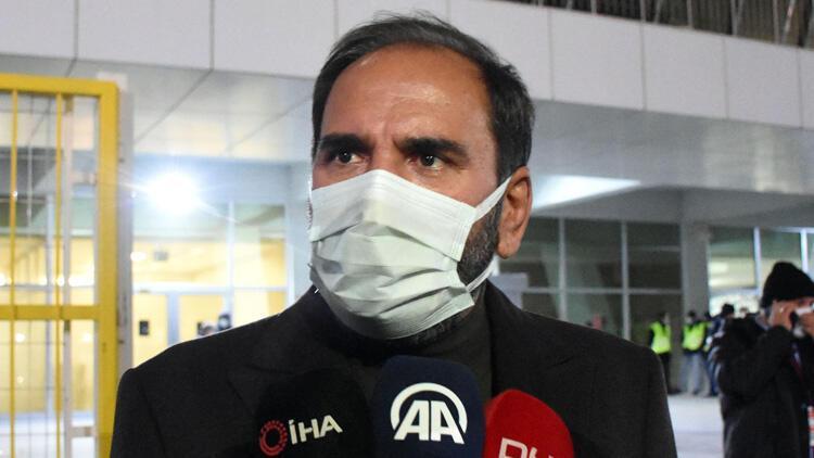 """Sivasspor Kulübü Başkanı Mecnun Otyakmaz: """"Bizim için önemli bir karşılaşmaydı gerçekten üzgünüz"""""""