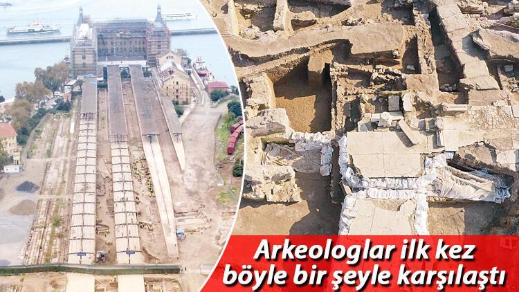 Körler Ülkesi'nin yeni gizemi! Kadıköy'de arkeologlar ilk kez böyle bir şeyle karşılaştı
